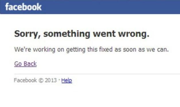 Facebook diserang DDoS 840Gbps, Sempat Terkapar Beberapa Menit