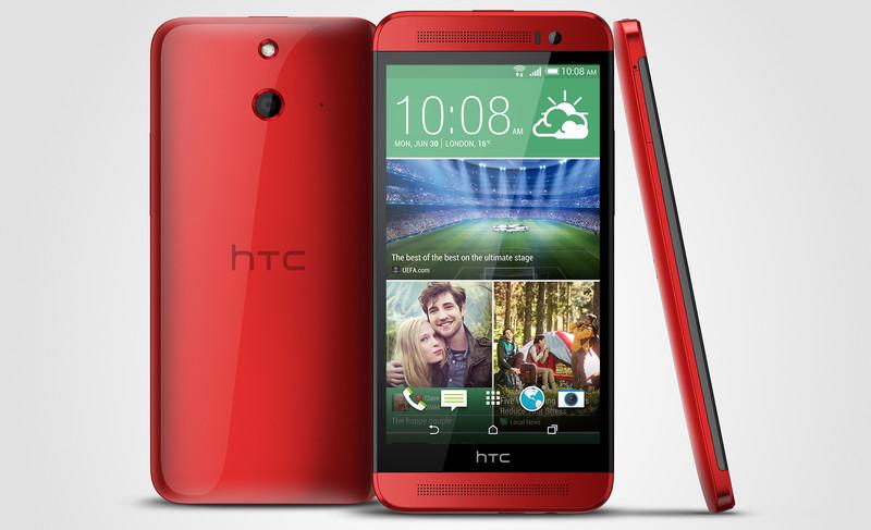 HTC One E8 Versi Murah Dari HTC One
