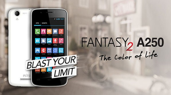 Harga Mito Fantasy 2 A250, Smartphone Terbaru Mito