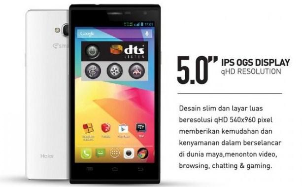 Harga Smartfren Andromax I3s, Smartphone Android Quad-Core Murah