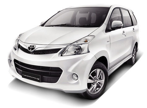 Harga Toyota Avanza Luxury