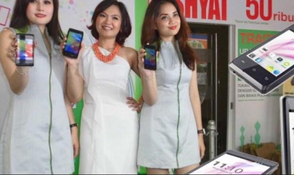Inilah 3 Smartphone Android Nexian Murah Terbaru Mulai Rp 600 Ribuan