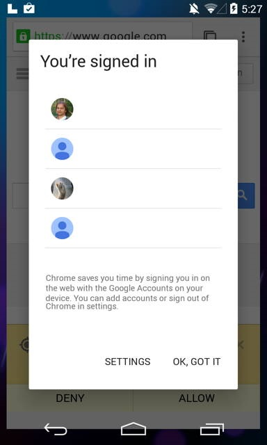 Sistem Android L