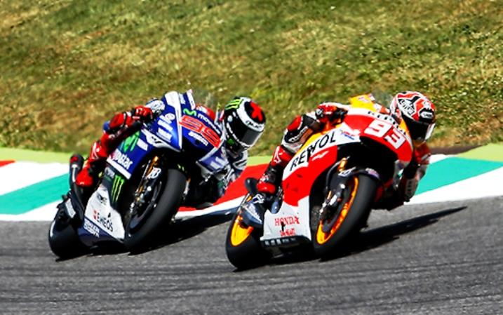 Hasil Race MotoGP Mugello Italia 2014, Marquez Juara Makin Kokoh Puncaki Klasemen