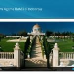 Agama Baha'i, Pemerintah Tetapkan Agama Baru di Indonesia
