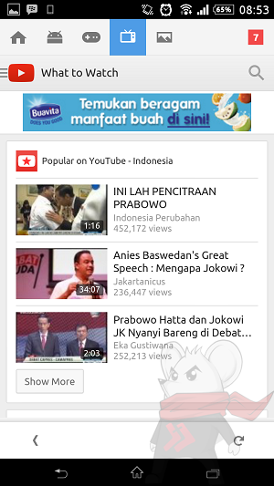Cara Download YouTube di Android 2