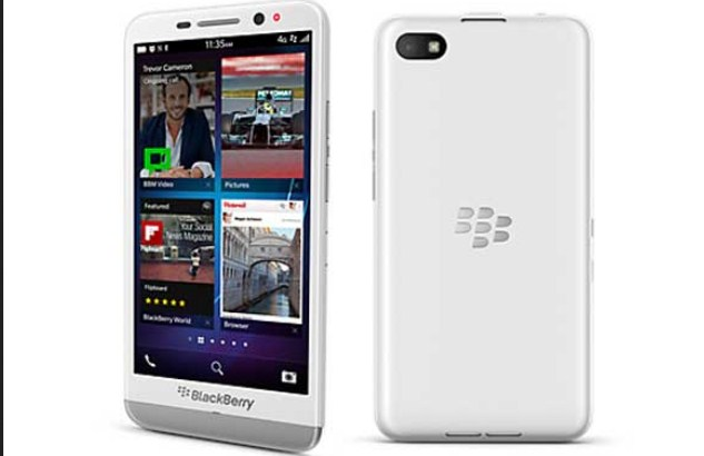 Harga BlackBerry Z30 Pertengahan Juli 2014