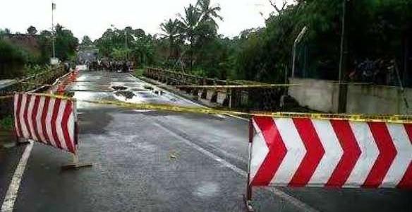 Info Mudik Lebaran 2014 Jembatan Comal Dibuka