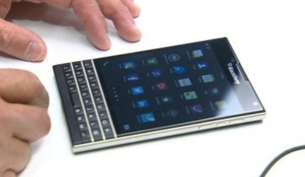 Inilah Bocoran Harga BlackBerry Passport