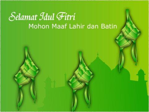 Kata Mutiara Lebaran Idul Fitri 2014 1435 H Bijak Penuh Makna