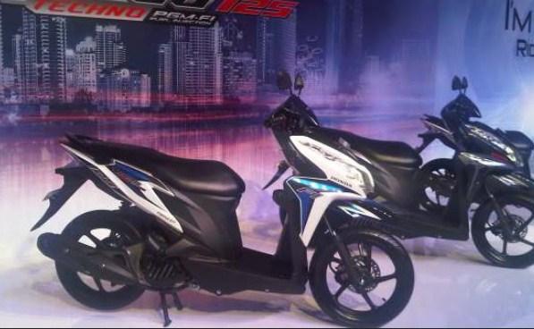 Matic Honda Laris Manis di Jakarta-Tangerang