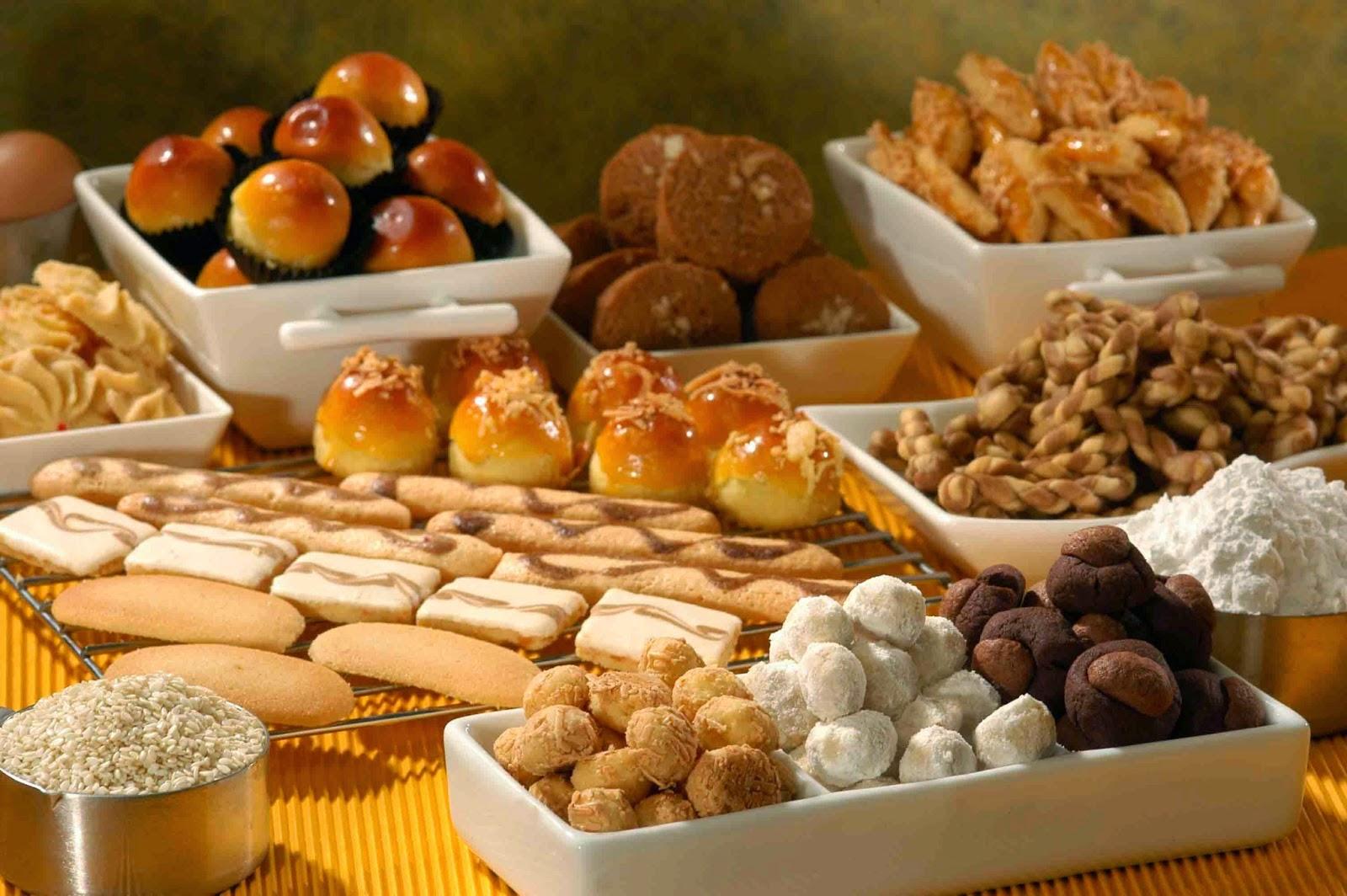 Resep Cara Buat Kue Kering Nastar, Putri Salju dan Kastangel