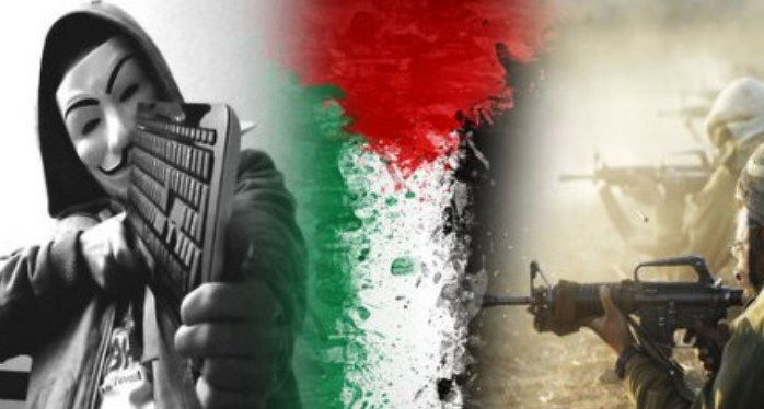 Serangan Hacker Membombardir Lintas Internet Israel