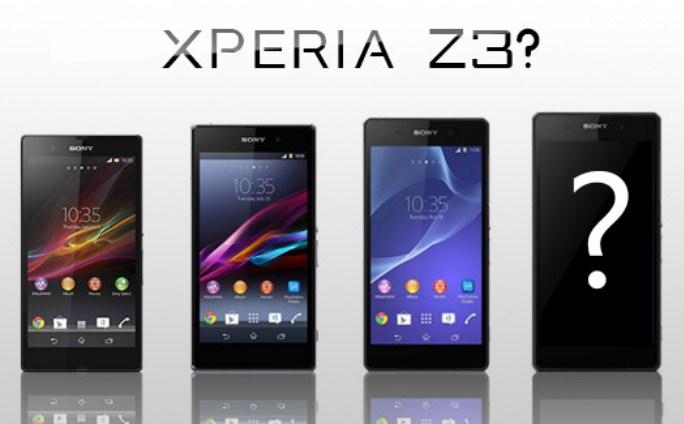 Sony Xperia Z3 Akan Meluncur Saingi iPhone 6