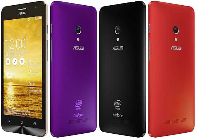 Harga Asus Zenfone 5 Terbaru Akhir Juli 2014
