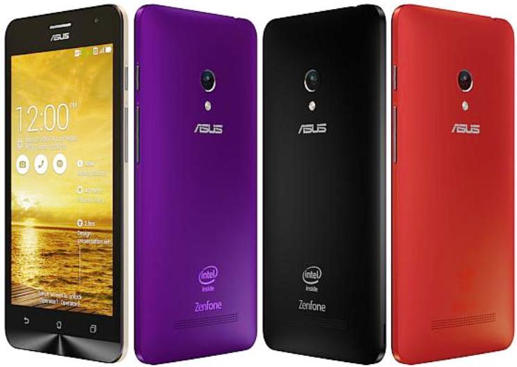 Harga Asus Zenfone 5 Terbaru Bulan Juli 2014