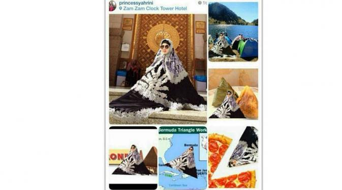 instagram syahrini