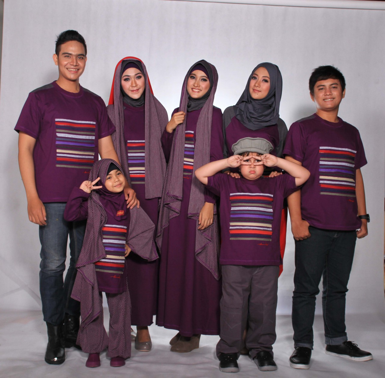 model-baju-lebaran-keluarga-2014