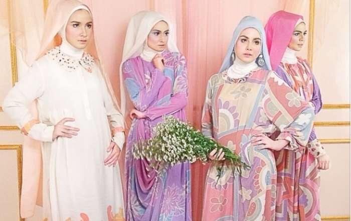 trend baju lebaran wanita