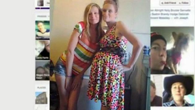 Asyik Foto Selfie Di FB Gadis Ini Malah Ditangkap Polisi