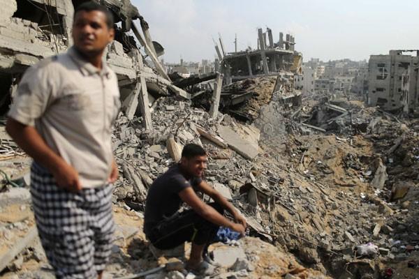 Berita Terkini Palestina