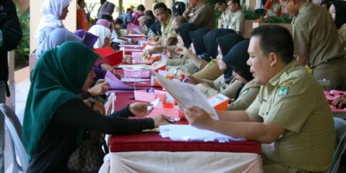Penerimaan CPNS 2014 : Bantul Buka Lowongan CPNS Didominasi Guru SD