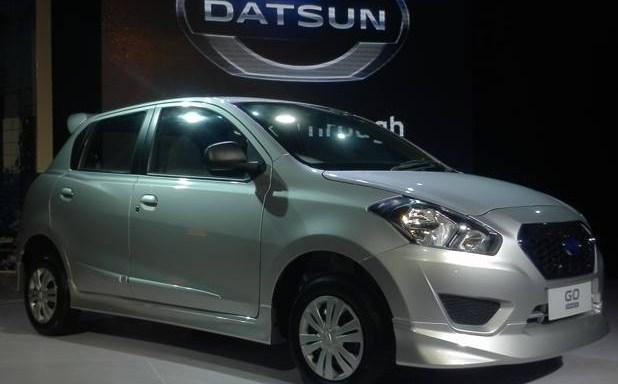 Datsun Go Panca Hatchback Harga Mulai Rp 96 juta