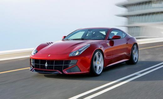 Ferrari Facelift 2016