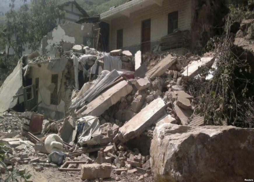 Gempa Tiongkok 4 Agustus 2014 6,3 SR Tewaskan 367 Orang