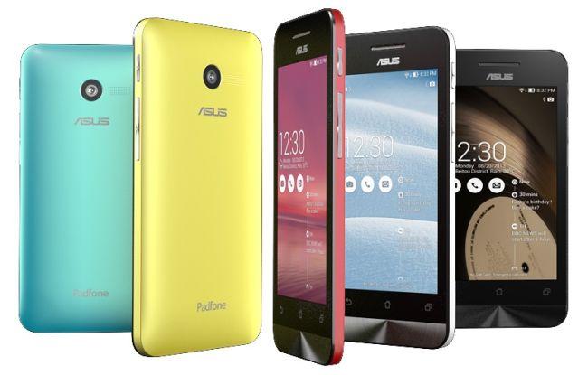 Harga Asus Zenfone 4, 5 dan 6 Pertengahan Agustus 2014