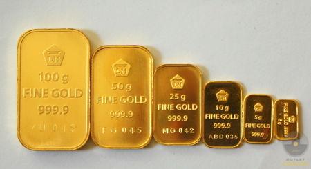 Harga Emas Antam Hari Ini Senin 18 Agustus 2014
