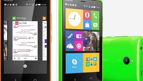 Harga Nokia X Android Terbaru Agustus 2014