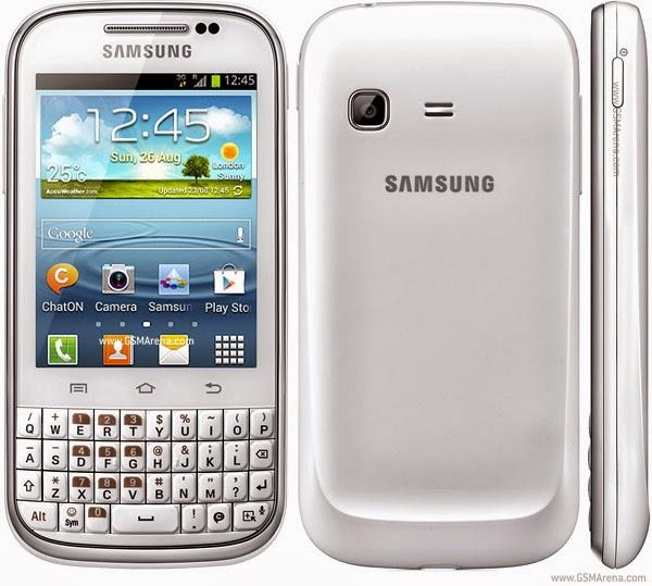 Harga Samsung Galaxy Chat Baru dan Bekas Pertengahan Agustus 2014