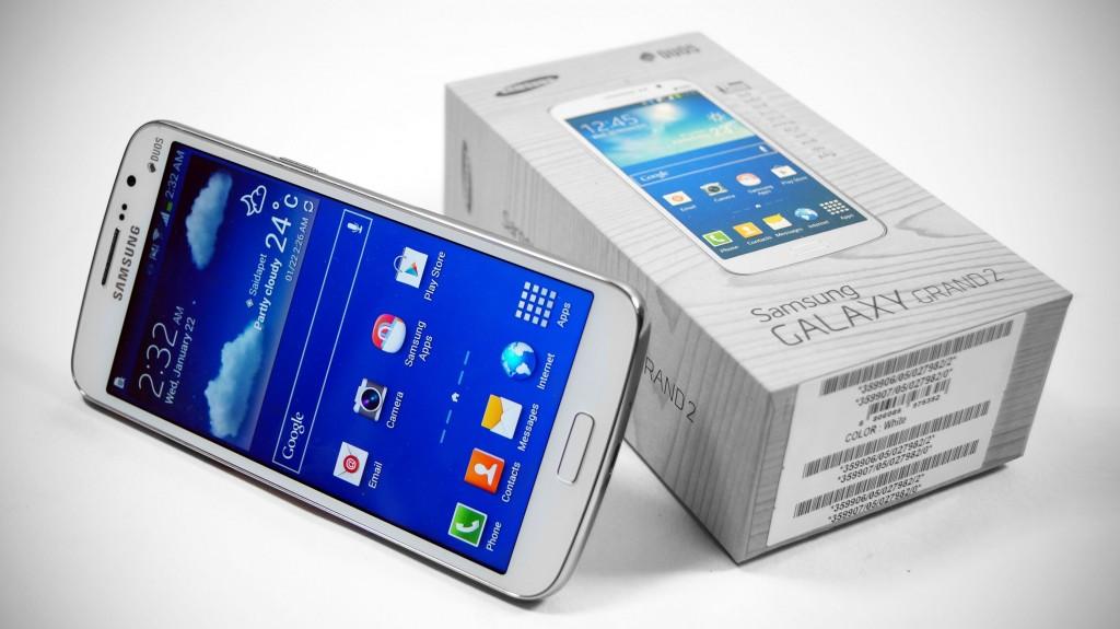 Harga Samsung Galaxy Grand 2 Baru Bekas Pertengahan Agustus