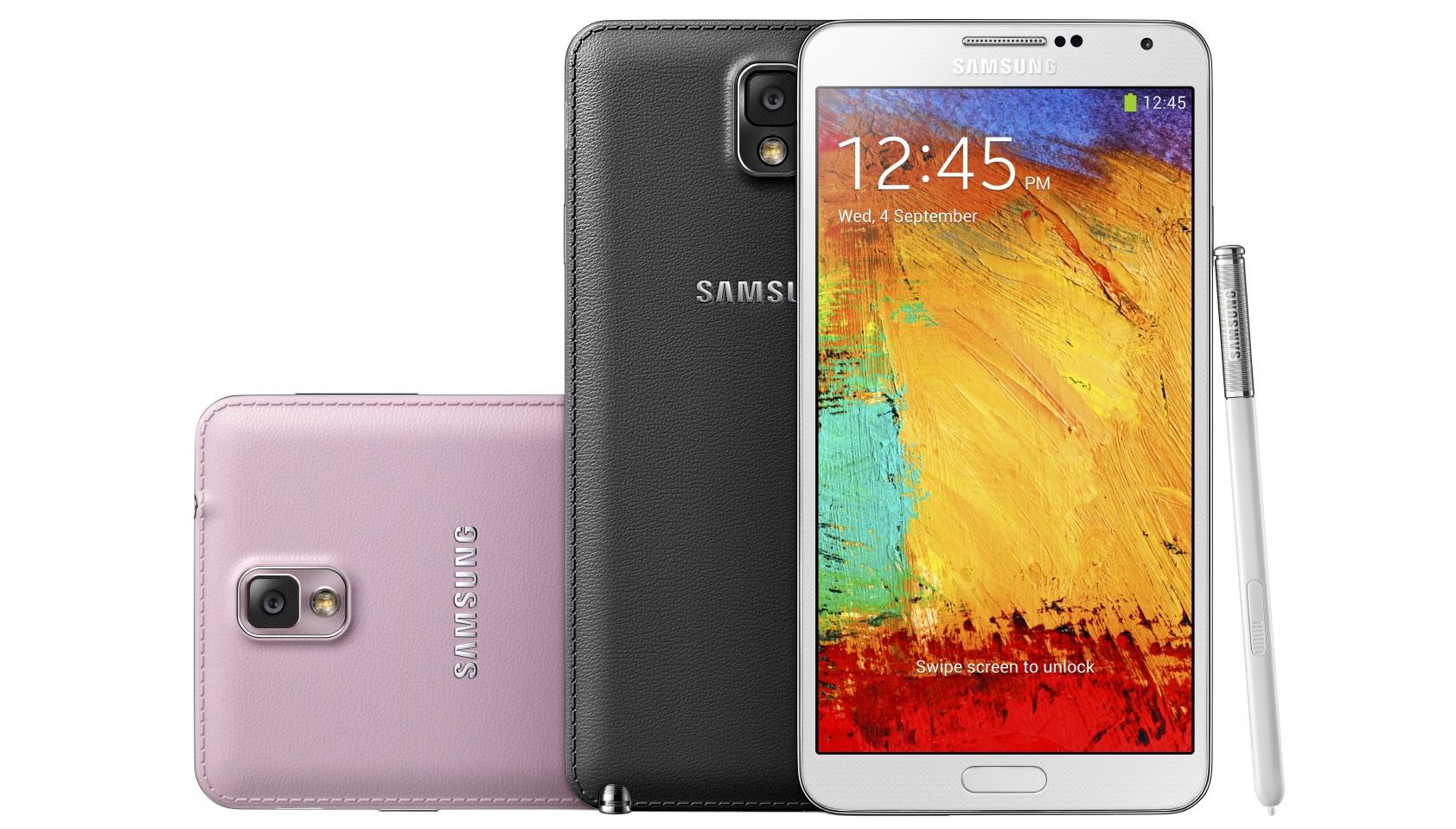 Harga Samsung Galaxy Note 3 Baru dan Bekas Pertengahan Agustus