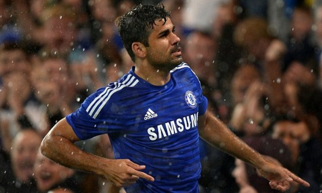 Hasil Chelsea vs Real Sociedad, Diego Costa Borong Dua Gol