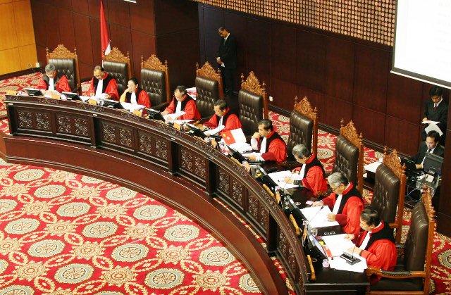 Hasil Putusan MK Sengketa Pilpres 2014 Akan Diputuskan Kamis Besok