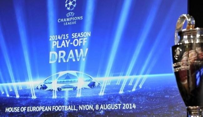 Inilah Jadwal Play Off Liga Champions 2014