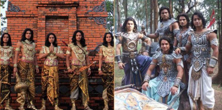 Inilah Perbedaan Serial Ksatria Pandawa Lima dengan Mahabarata Versi India