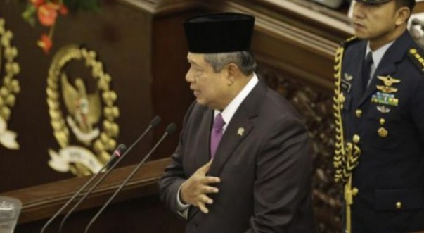 Isi Pidato Kenegaraan, SBY Klaim Pembangunan Nasional Meningkat