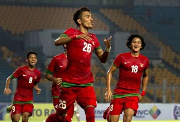 Jadwal Timnas U-19 Indonesia vs Brunei U-21 HBT 2014 Live SCTV