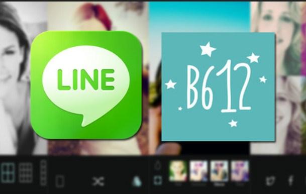 Line Luncurkan Aplikasi Selfie B612