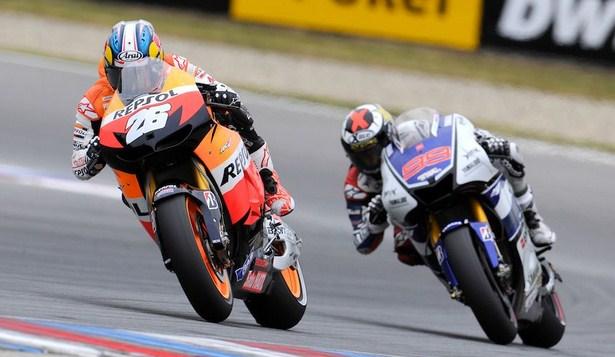 Marc Marquez Gagal Raih Kemenangan Ke-11 di MotoGP 2014 Brno Ceko