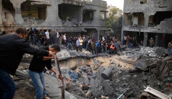 Palestina Rugi Hingga 6 Miliar Dollar AS Akibat Serangan Israel ke Gaza