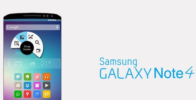 Samsung Galaxy Note 4 Akan Resmi Meluncur di 3 Negara