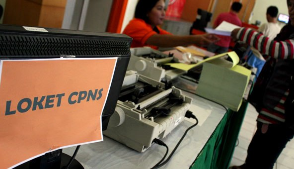 Syarat Pendaftaran CPNS 2014
