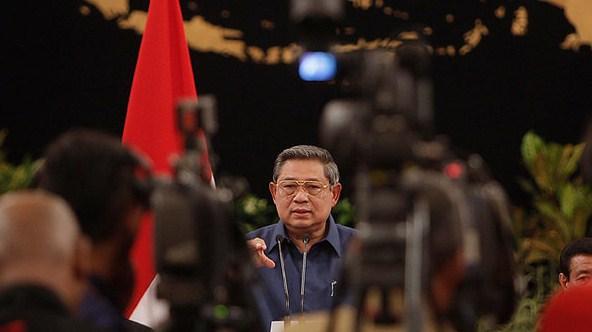 Wabah ISIS di Indonesia, Presiden SBY Gelar Rapat Terbatas