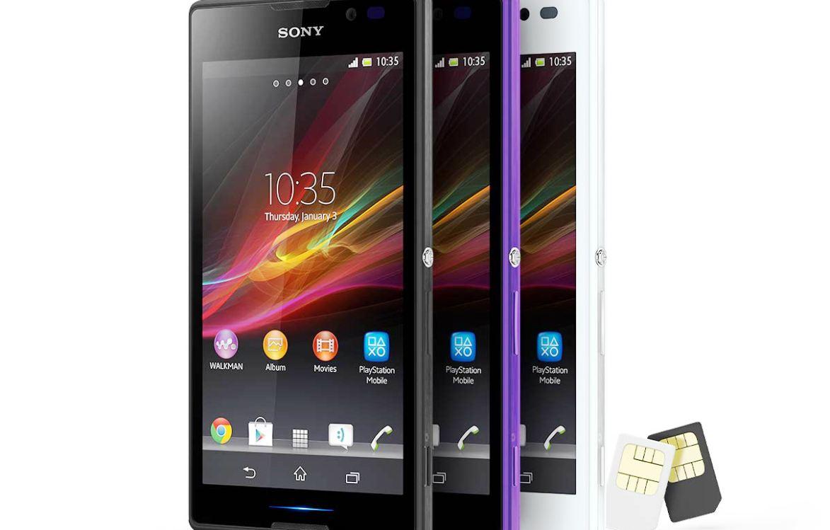 Harga Sony Xperia C Baru dan Bekas Agustus 2014