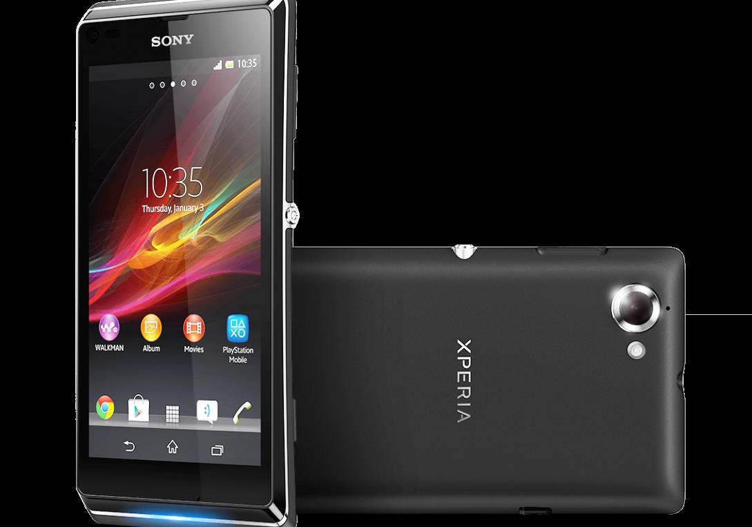 Harga Sony Xperia L Baru dan Bekas Agustus 2014