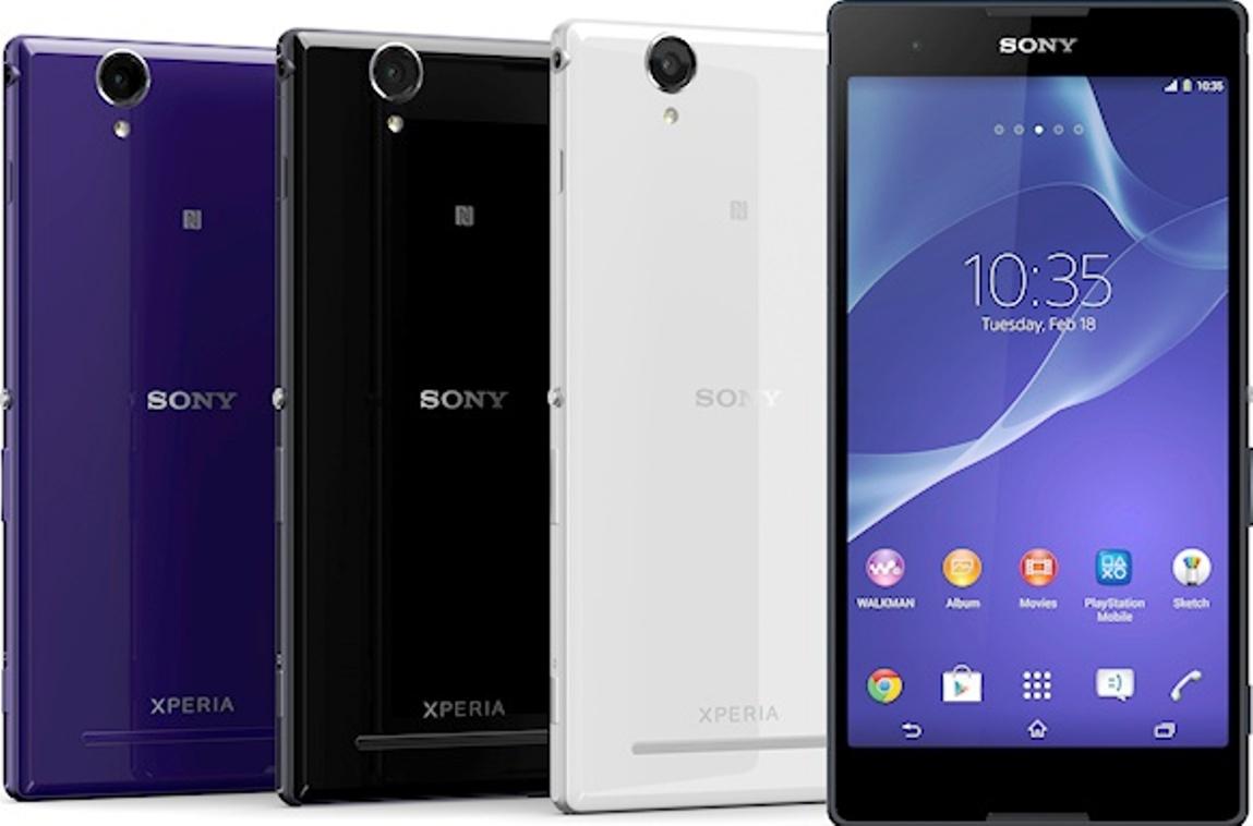 Harga Sony Xperia T2 Ultra LTE Baru dan Bekas Agustus 2014